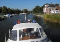 """02. Winsum t.h.v. jachthaven en camping """"Marenland""""."""